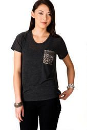 Baltic Sequin Tee $28 (francescas)