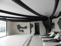 10 Big Challenge, Booth Design, Oversized Mirror, Curtains, Furniture, Home Decor, Blinds, Decoration Home, Room Decor
