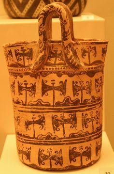 Heraklion Archaeological Museum, Crete,