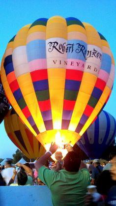 Temecula Balloon and Wine Festival