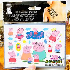Pinky Pigs Family Child Temporary Tattoo Body Art Flash Tattoo Stickers 17*10cm Waterproof Henna Tatoo Car Styling Wall Sticker http://wonderfest.myshopify.com/products/pinky-pigs-family-child-temporary-tattoo-body-art-flash-tattoo-stickers-17-10cm-waterproof-henna-tatoo-car-styling-wall-sticker?utm_campaign=outfy_sm_1486611324_844&utm_medium=socialmedia_post&utm_source=pinterest   #me #instagood #cute #fashion #instacool #beauty #hot #style #happy #smile #instadaily #beautiful #instalove…