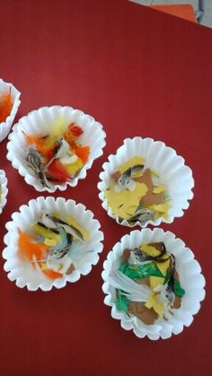 Birds  nests Pre K Activities, Nests, Birds, Desserts, Food, Meal, Bird, Deserts, Essen