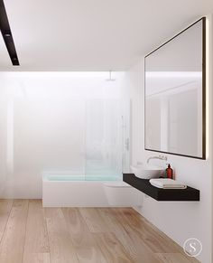 Is there a better feeling than the tranquility of a beautifully designed bathroom? Family Bathroom, Bathroom Sets, Inspiration Boards, Beautiful Bathrooms, Bathroom Interior, Doors, London, Design, Bathroom