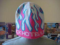 Hard Rock Hotel Beanies Las Vegas (Pink) Flames http://cgi.ebay.com/ws/eBayISAPI.dll?ViewItem&item=151145978182