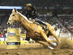 Really want to go to the NFR next year (to watch, I mean...maybe some day to compete!!)