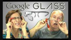 GOOGLE GLASSES HAHAHA !