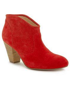 Report Shoes #booties #red #macys BUY NOW!