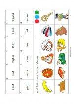 Mino Loco Sint 1 – woord-plaatje Phonemic Awareness, Pre School, Diy For Kids, Mini, Tatting, Diagram, Letters, Logos, Spelling