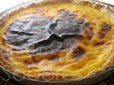 Portuguese Desserts, Portuguese Recipes, Portuguese Food, Food Cakes, Food Goals, Home Food, Creme Brulee, Cake Recipes, Pie