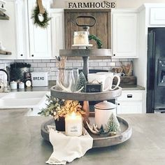 We are so ready here at @sweetwaterdecor + @sweetwatercandleco for spring! This cozy vibe at @thelittlewhitefarmhouse with our candle makes us want to cozy up inside and enjoy this cold weather though!
