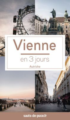 Week End Vienne, Prague, Destinations, Blog Voyage, Germany Travel, Far Away, Austria, Places To Go, Road Trip