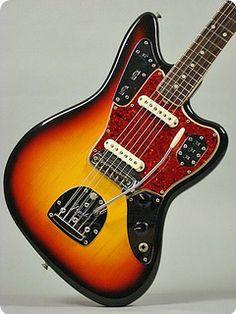 Fender Jaguar 1965 #vintageandrare #vintageguitars #vandr