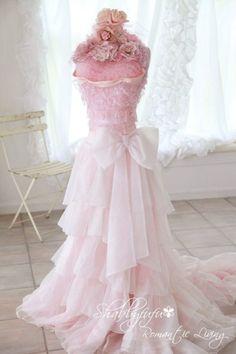 Lady-Gray-Dreams | missingsisterstill: romantic light pink dress