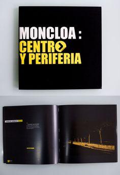 """""""Nocturno en ciudad universitaria"""" by Carlos Albalá. Catálogo """"Moncloa: centro y periferia"""". Centro Cultural Moncloa. 2008."""