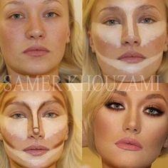 #make #maquiagem #face