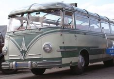 Magirus deutz omnibus.... that would be a nice base!!