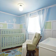 La chambre de bebe