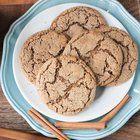 Cinnamon Sugar Cookies #vegan #recipes