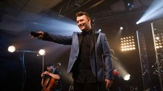 British singer Sam Smith marries expressive, opulent vocals to dignified piano and strings and buoyant electronics