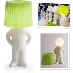 Lamp - Mr. P One Man Shy - Givensa