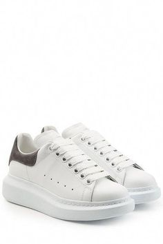 f268715d32d Complete shirts along with a pair of Method Sneakers For girls.   Pumaplatformsneakers Alexander Mcqueen. Alexander Mcqueen Sneakers WomenWhite  Platform ...