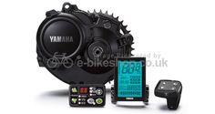 Yamaha eBike System 2015