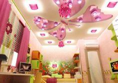 Натяжной потолок  в детскую. Запорожье