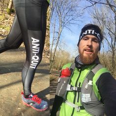 Great weather! Sunny and fresh air. Perfect for a 22k run up and down with a lot of fun.  #thepainhunter #howihammer #sugoiapparel #raidlight #antiquit #badassery #beard #beardrunner #trailrunning