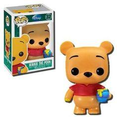 Amazon.com: Funko POP Disney Series 3: Winnie The Pooh Vinyl Figure: Toys & Games