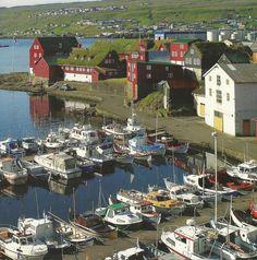 Faroe Islands - Located in the Norweigan Sea