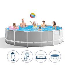 Sopra terra pompa piscina hook up