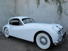 1955 Jaguar XK140 MC Maintenance/restoration of old/vintage vehicles: the material for new cogs/casters/gears/pads could be cast polyamide which I (Cast polyamide) can produce. My contact: tatjana.alic@windowslive.com