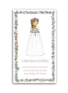 Cactus Drawing, Girls With Flowers, First Holy Communion, Margarita, Drawings, Inspiration, Decoupage, Party, Ideas