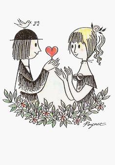 Amoureux de Peynet♡