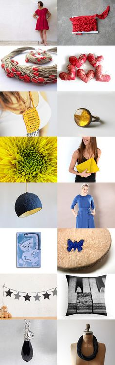 pure colors by 3buu on Etsy--Pinned+with+TreasuryPin.com