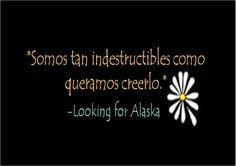buscando a alaska frases - Buscar con Google