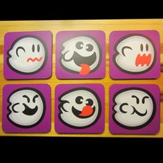 Gaming Coasters For Nerdy Neat Freaks