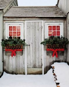 Martha Stewart - Google+ - While hanging mistletoe and stockings are great, I have…