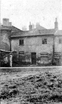 Church Street, Derelict House, 1932, Rothwell, Leeds. Leodis.net