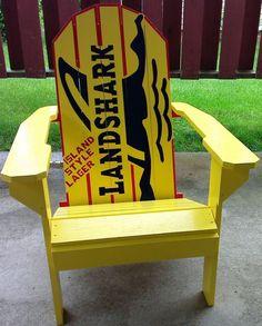 Landshark Adirondack Chair Get It On Now