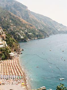 The Amalfi Coast sure is a beautiful sight.
