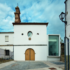 Proyecto iluminación.- Centro de Emigración Riojana en Torrecilla en Cameros  #LightingDesigners #Iluminacion #OsabaIluminacion #CCR #CentroEmigracionRiojana