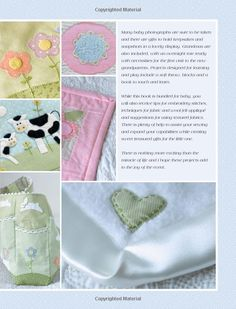 Quilt a Gift for Little Ones: 22 Heart-Felt Projects Bareroots: Amazon.co.uk: Barri Sue Gaudet: Books