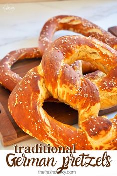The Highest Three Chicory Espresso Manufacturers - Include A Novel Taste On Your Cup Of Joe Giant Traditional German Pretzels Perfect For Oktoberfest Check Out The Recipe Via Thefreshcooky Keto Friendly Desserts, Low Carb Desserts, Bison Burgers Healthy, Pretzels Recipe, Homemade Soft Pretzels, Slow Cooked Beef, Baking Stone, Beer Bread, Home Baking