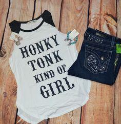 COWGIRL gYPSY HONKY TONK KIND OF GIRL Tank TOP Western Festival MEDIUM #BEARDANCE #TANK