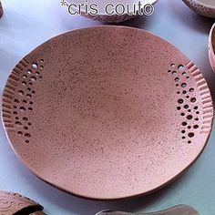 Ultima fornada ... Prontos parágrafo esmaltar (cris couto 73) Tags: ceramica artesanal de cerâmica laje de barro