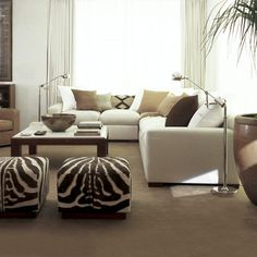 Modern Penthouse Sectional - Sofas / Loveseats - Furniture - Products - Ralph Lauren Home - RalphLaurenHome.com - #RalphLaurenHome