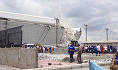 """Desabamento na Arena Corinthians é mais um na lista de """"acidentes"""" da Odebrecht 2"""