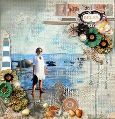Solange Marques: Prima Sea Shore collection #primamarketing