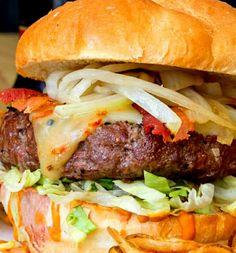 Mission Burger #Hamburgerseria
